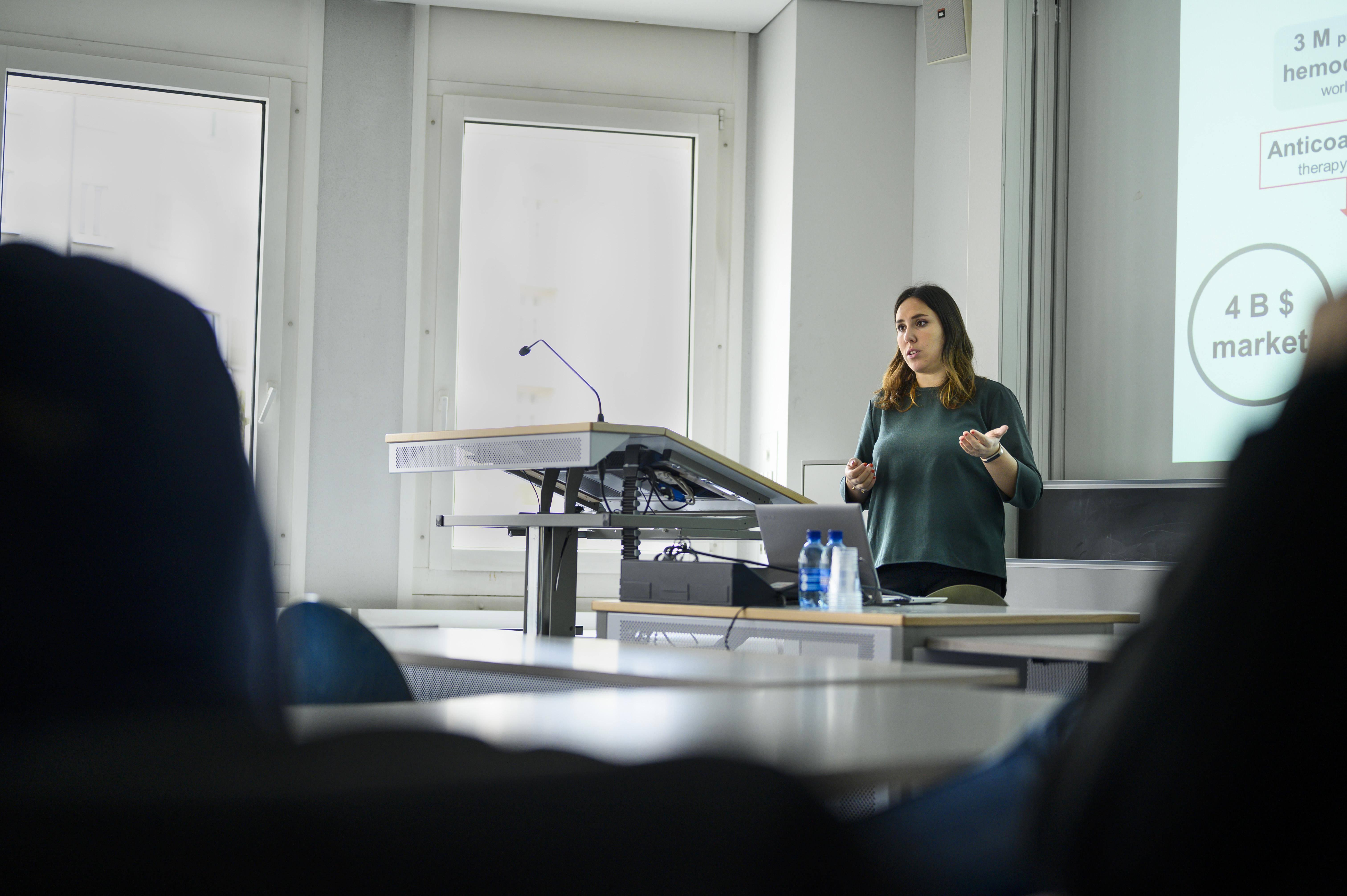 Bench2Biz workshop: un atelier pour les chercheurs-entrepreneurs en herbe