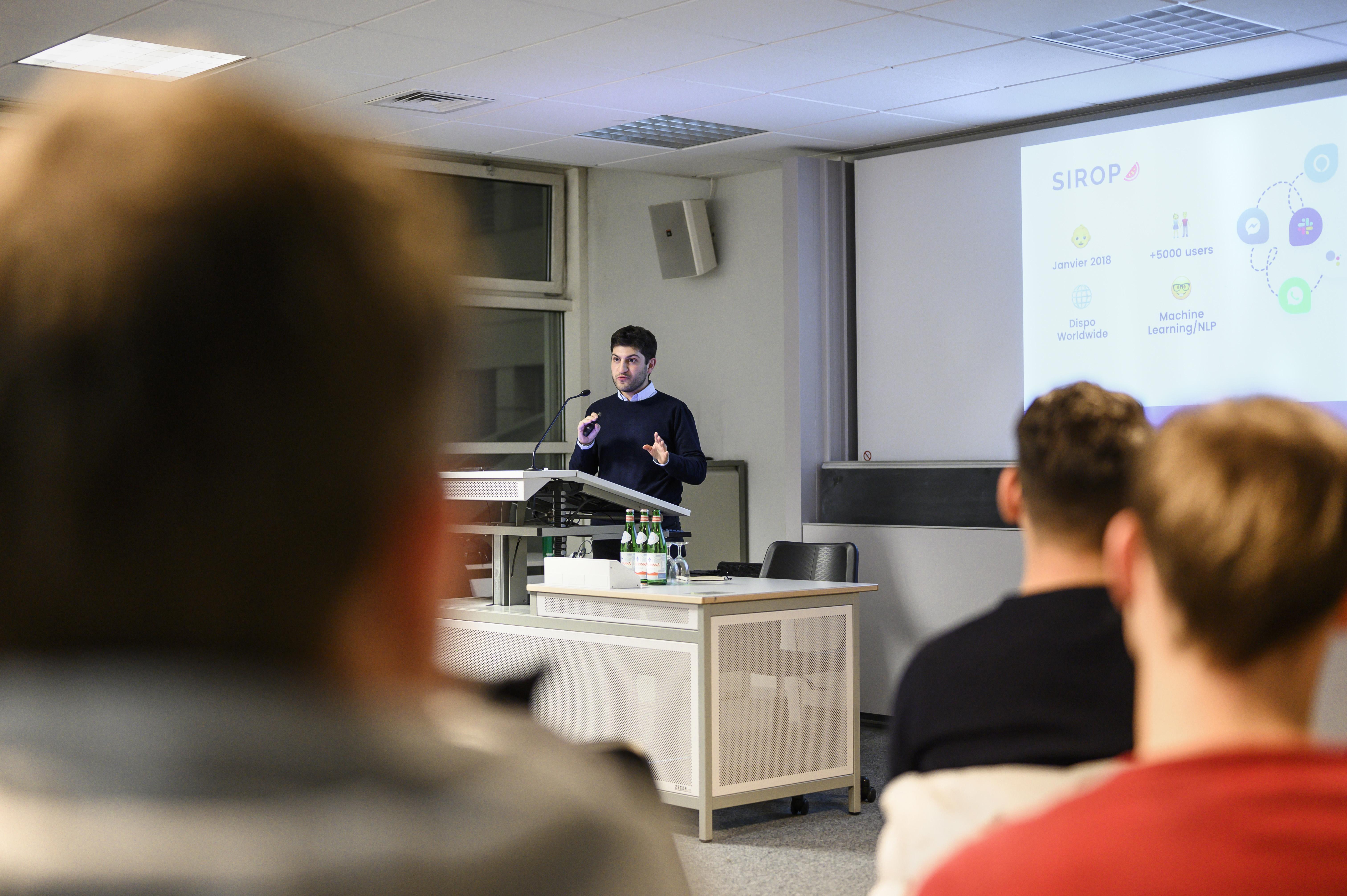 L'université, les étudiant.e.s et l'entrepreneuriat