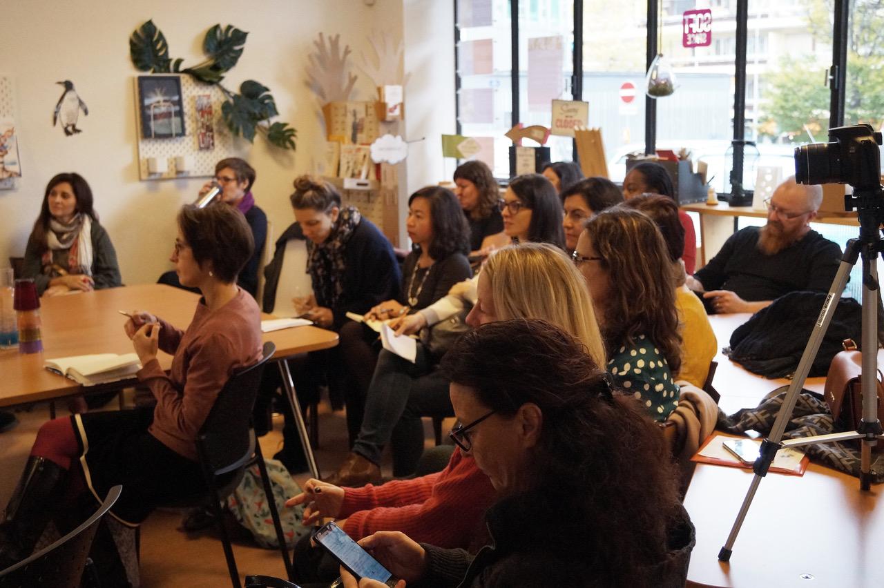 Journée de l'entrepreneuriat au féminin: trouver des ressources pour développer ses projets